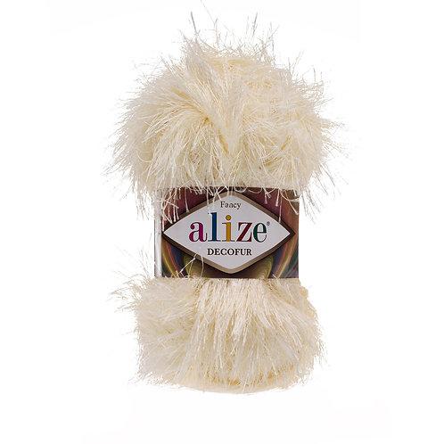 Alize Decofur Cream 01
