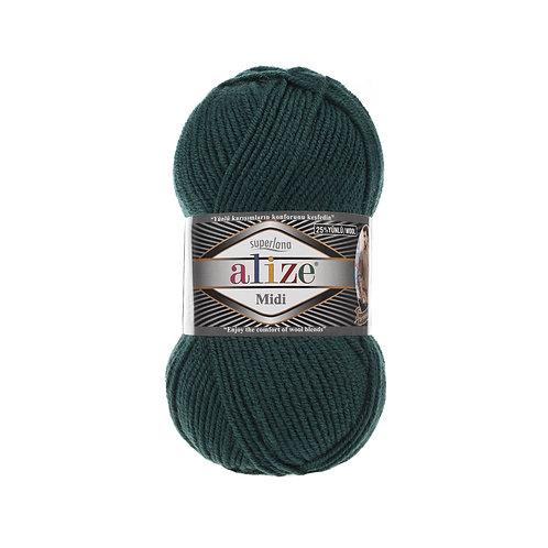 Alize Superlana Midi Pine Green 426
