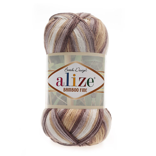 Alize Bamboo Fine Batik 4152