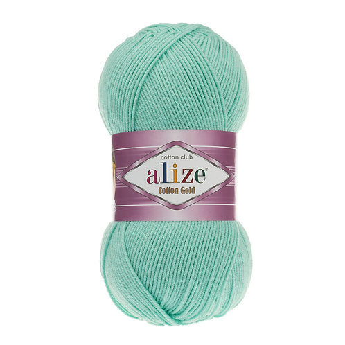 Alize Cotton Gold Water Green 15