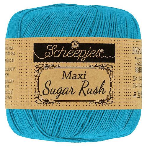 Scheepjes Maxi Sugar Rush Vivid Blue 146