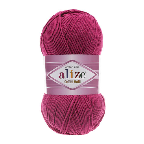 Alize Cotton Gold Ruby 649