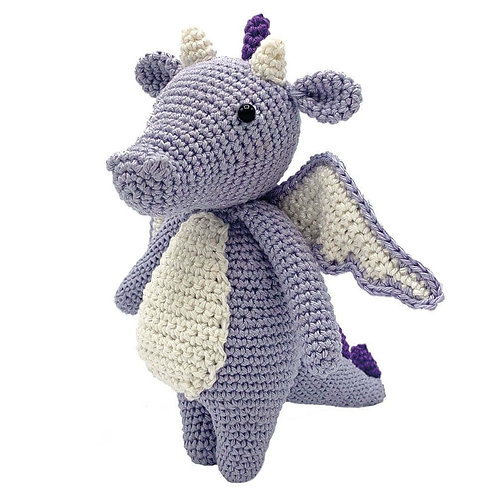 Hardicraft Haakpakket Amigurumi Dragon Syl