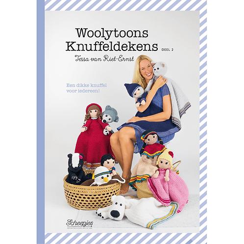 Woolytoons Knuffeldekens 2 - Tessa Van Riet
