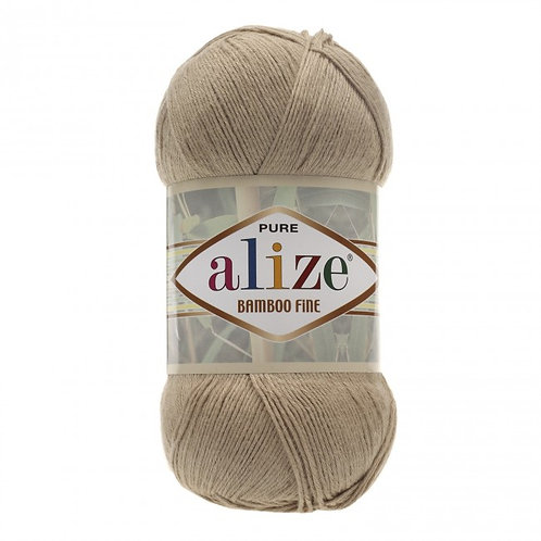 Alize Bamboo Fine Camel 76