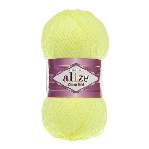 Alize Cotton Gold Lemon 668