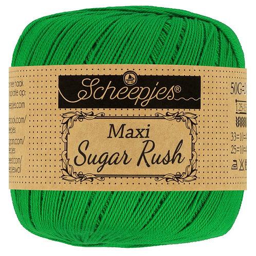 Scheepjes Maxi Sugar Rush Grass Green 606