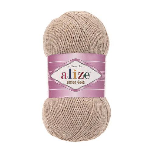 Alize Cotton Gold Beige Melange 152