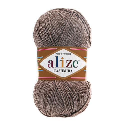 Alize Cashmira Brown Melange 240