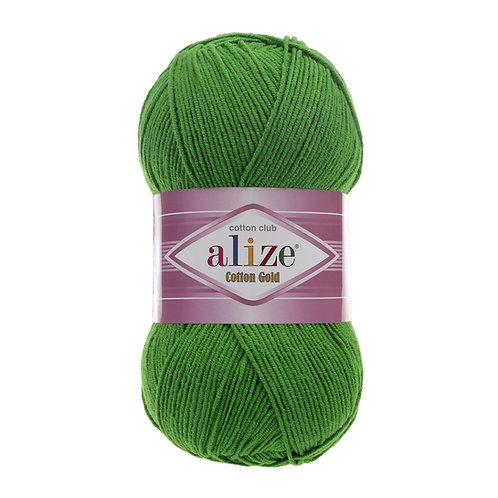 Alize Cotton Gold Grass 126