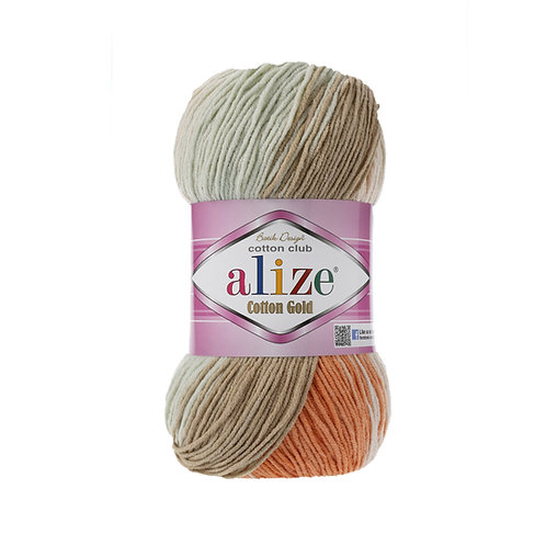 Alize Cotton Gold Batik 7103