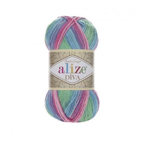 Alize Diva Batik 4537