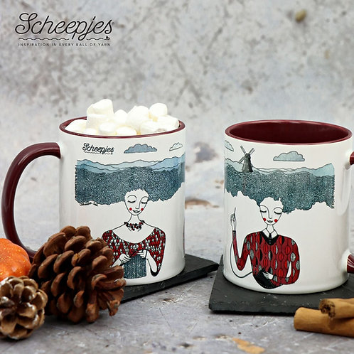 Scheepjes Limited Edition Mok By Aleksandra Sobol