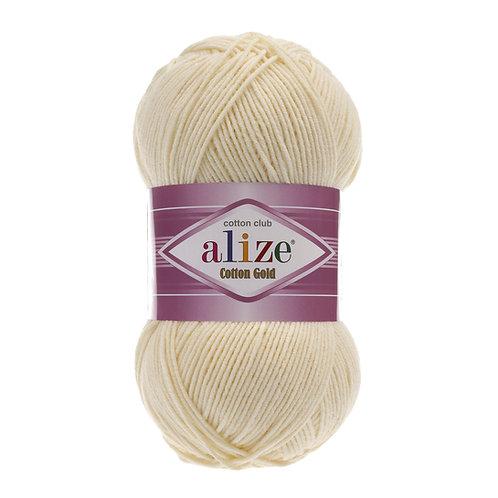 Alize Cotton Gold Cream 01