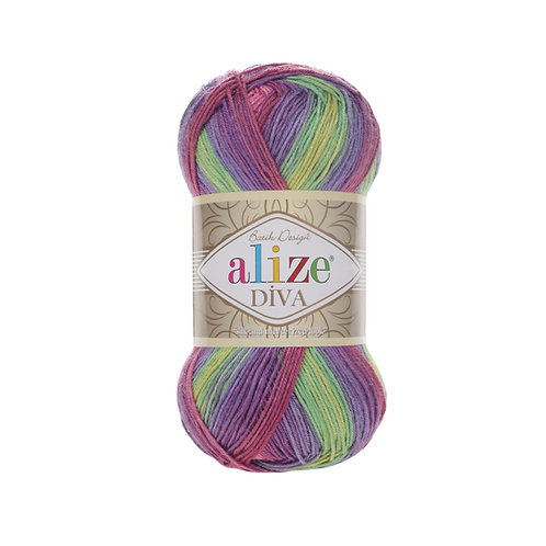 Alize Diva Batik 3241