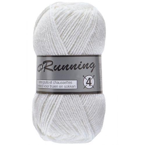 New Running White 005