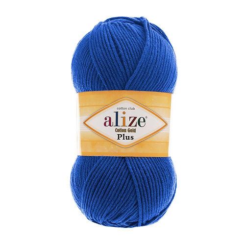 Alize Cotton Gold Plus Royal Blue 141