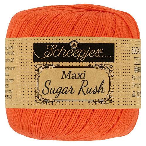 Scheepjes Maxi Sugar Rush Royal Orange 189