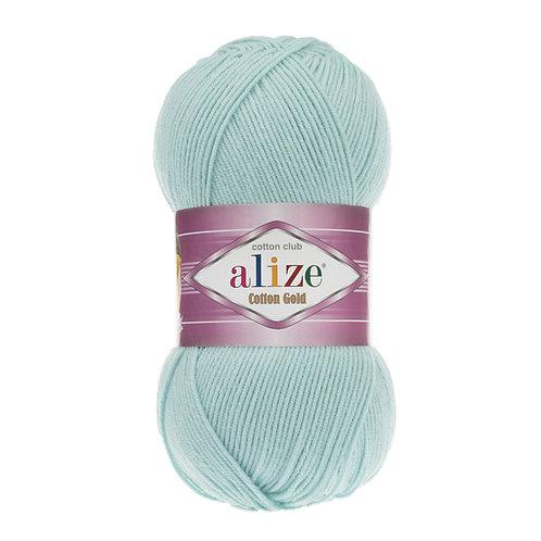 Alize Cotton Gold Light Aqua 522