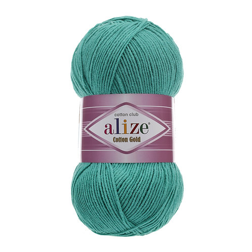 Alize Cotton Gold Jade 610