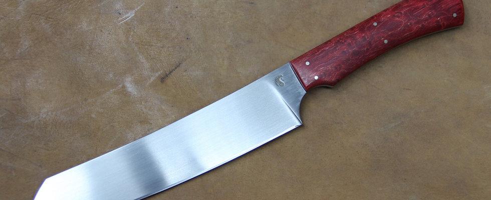 7. Kurs für ein Küchenmesser aus rostfreiem Stahl