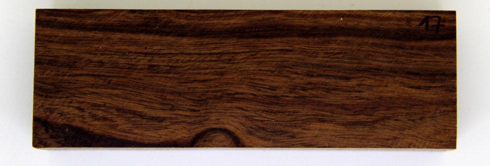 Wüsteneisenholz-Block 17