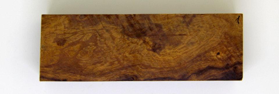 Wüsteneisenholz-Block 1