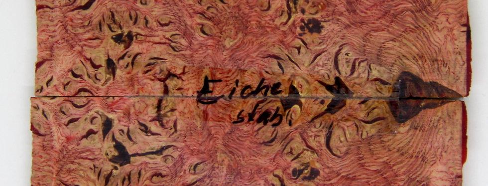 Eiche-Schalenpaar stab.32
