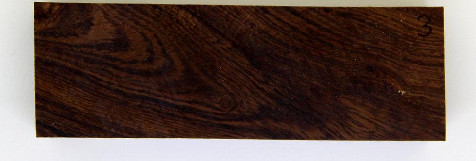Wüsteneisenholz-Block 3