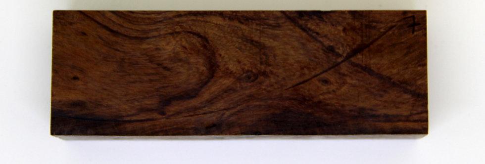 Wüsteneisenholz-Block 7