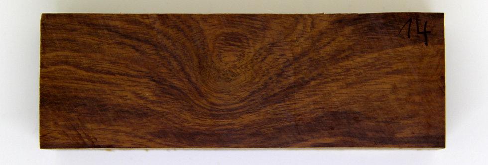 Wüsteneisenholz-Block 14