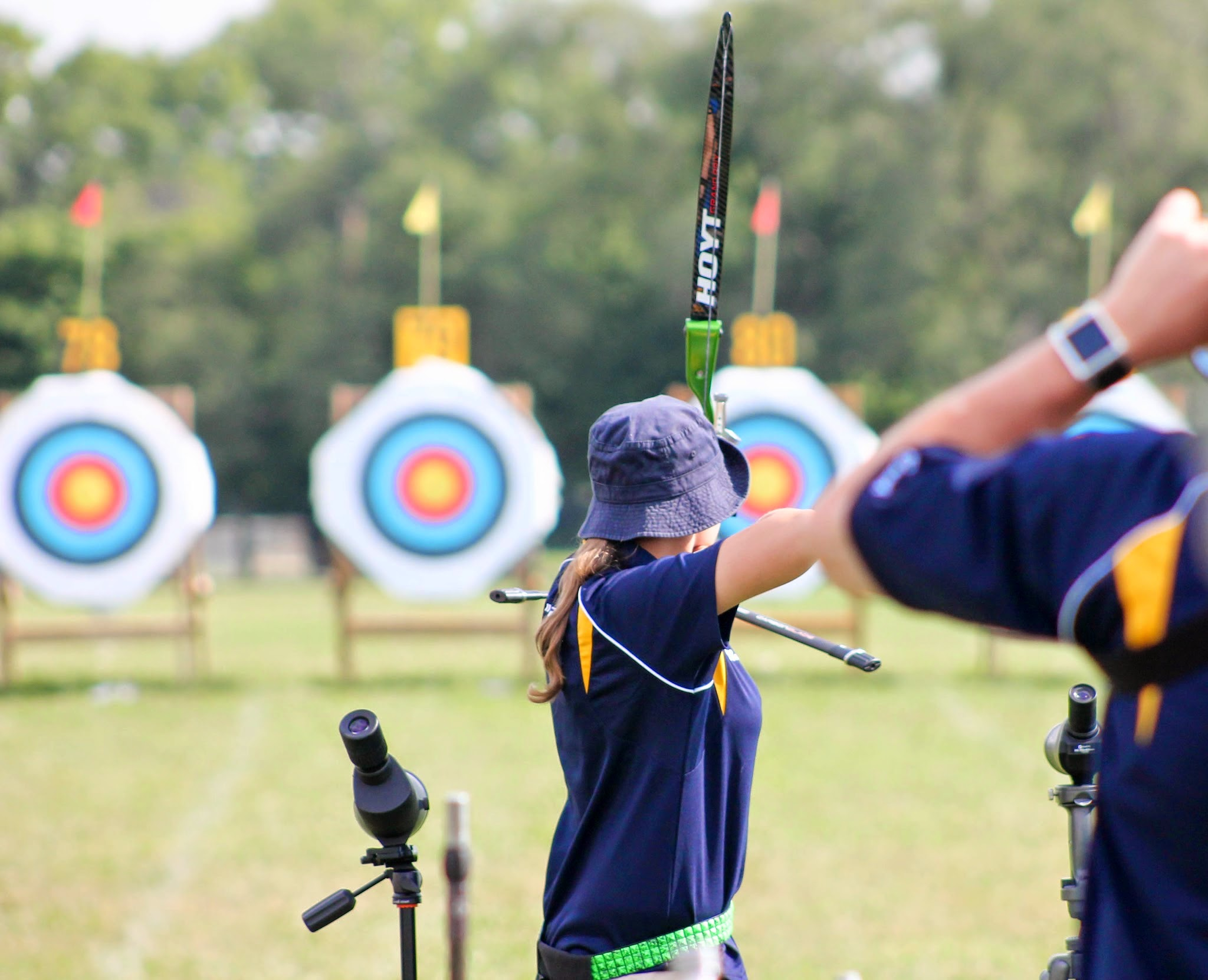 archery club nh