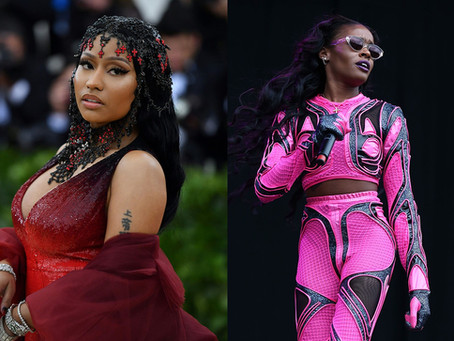 Azealia Banks chama Nicki Minaj de 'egoísta e estúpida' após tweets controversos sobre vacinas