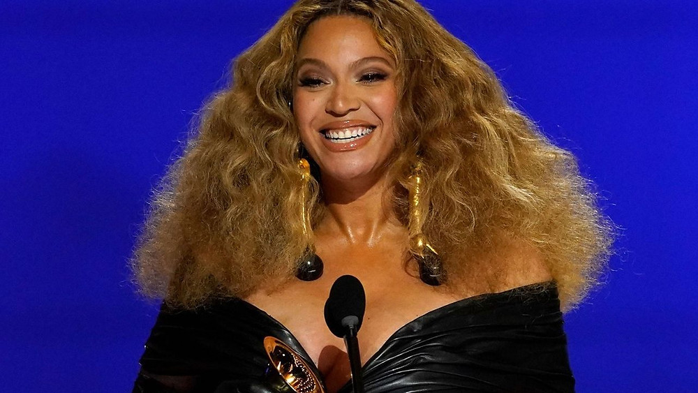 Beyoncé maior artista do Grammys