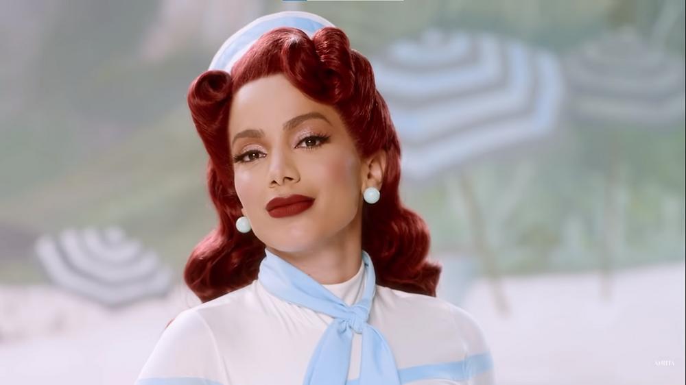 'Girl From Rio' de Anitta é o álbum mais comentado do Brasil em 2021
