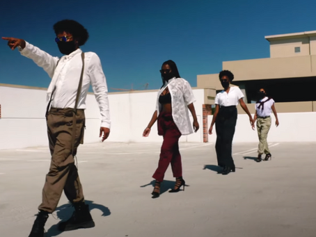 Dançarinos criam clipe coreografado para 'Black Parade' da Beyoncé