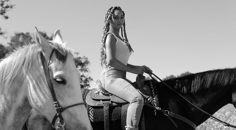 beyonce cavalo daddy lessons