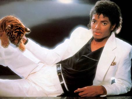 Michael Jackson e seu 'Thriller', o álbum mais vendido da história!