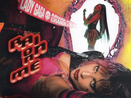 Lady Gaga anuncia música com Ariana Grande! Rain On Me vem aí!