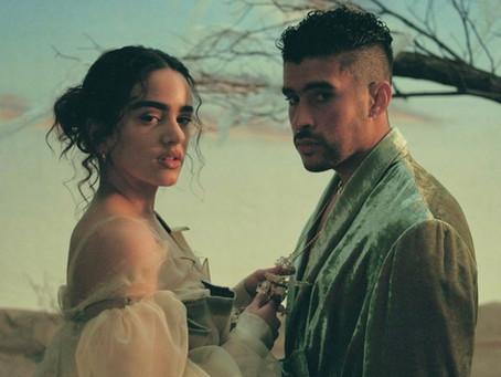 Explicando o vídeo: Rosalía e Bad Bunny lançam clipe para La Noche de Anoche