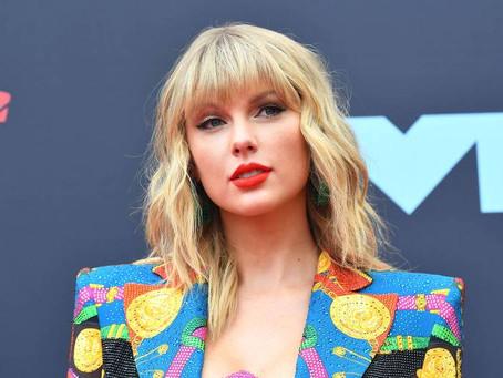 Com álbum 'Folklore' Taylor Swift faz história no Spotify