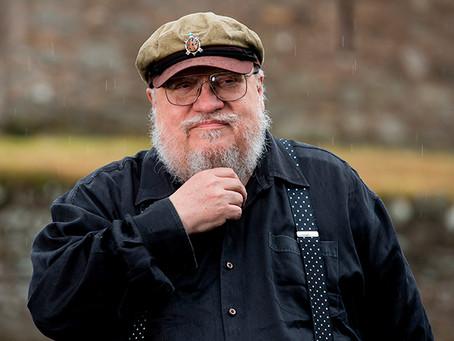 George R.R. Martin diz que se arrepende de ter deixado a série 'Game Of Thrones' avançar sem livros