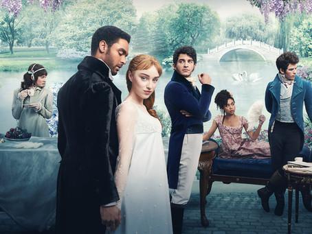 'Bridgerton' apresenta uma suntuosa produção e conquista com conto atrevido