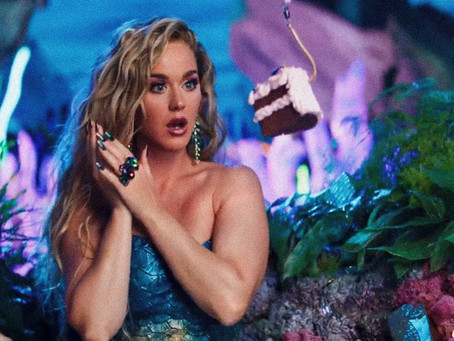 Katy Perry anuncia sua nova residência de shows em Las Vegas