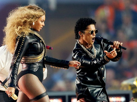 Produtor diz que Beyoncé estará no novo álbum de Bruno Mars