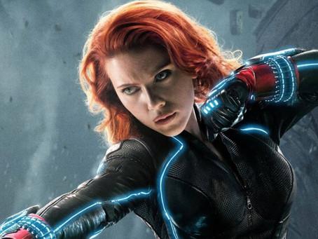 """Marvel divulga vídeo com cenas inéditas de """"Viúva Negra"""""""