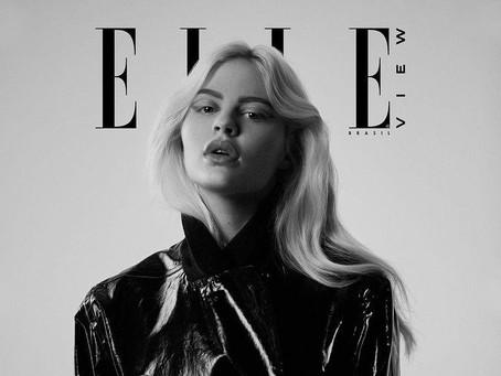 'Doce 22', Luísa Sonza anuncia novo álbum na capa da Elle Brasil