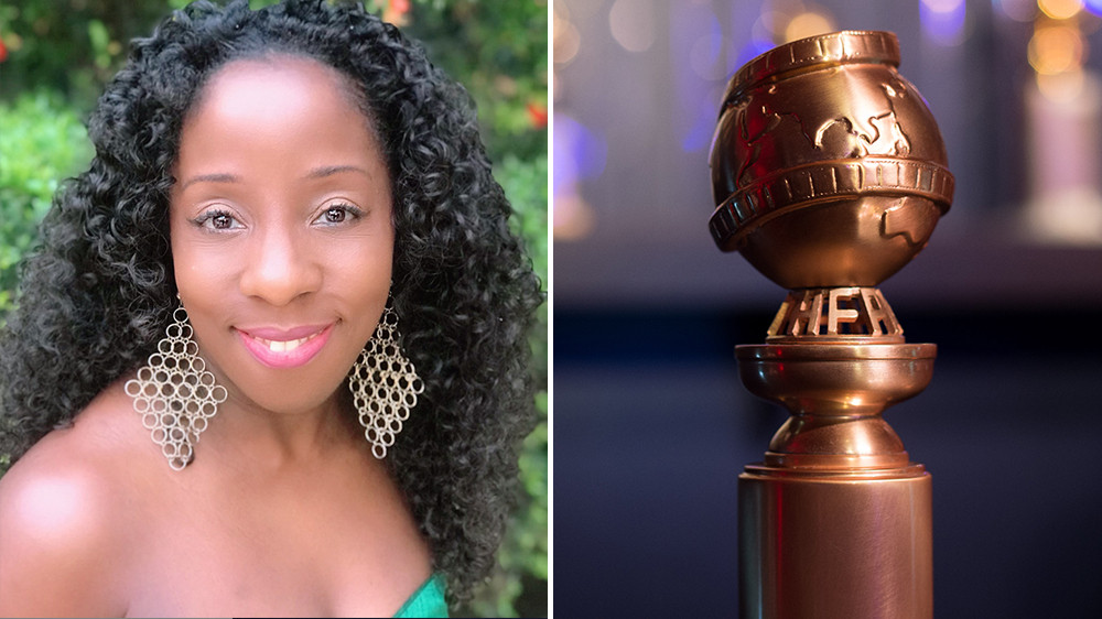 Samantha Ofole-Prince globo de ouro