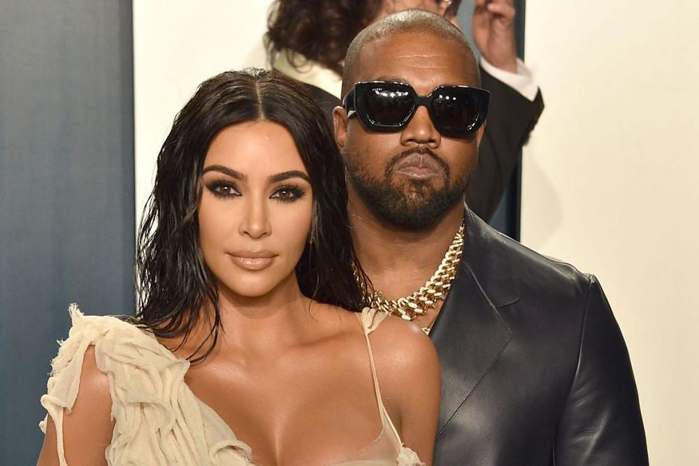 Kim Kardashian e Kanye West estão se divorciando