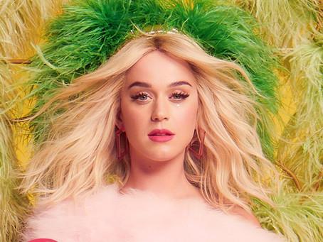 Katy Perry pode ter abandonado Capitol Records, sua antiga gravadora!